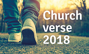 Church Verse 2018 Small Block